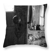 Join The Stay Throw Pillow