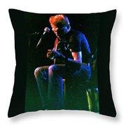 Jorma - Jefferson Airplane Throw Pillow