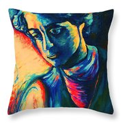 Joseph The Dreamer Throw Pillow