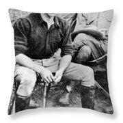 Joseph Warren Stilwell Throw Pillow