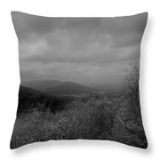 Journey Beyond Throw Pillow
