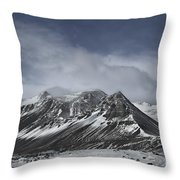 Journey Into The Realms Above Throw Pillow
