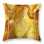 Joy Faith Hope Love II Throw Pillow