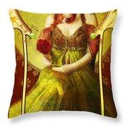 Joy Faith Hope Love Iv Throw Pillow