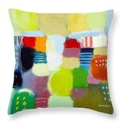 Joy N  Peace Throw Pillow