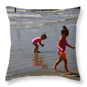 Joyful Throw Pillow