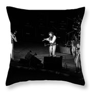 Jt #8 Crop 2 Throw Pillow