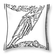 Judaism Zealots Throw Pillow