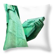 Juli Iv Throw Pillow