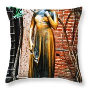 Juliet My Love Throw Pillow