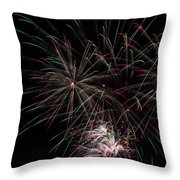 July 4th 2014 138 Throw Pillow by Chad Rowe