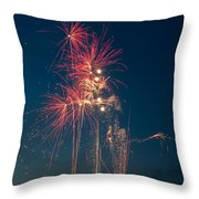 July 4th 2014 3 Throw Pillow by Chad Rowe