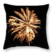 July Fourth 2012 P Throw Pillow