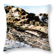 Jupiter Terrace Yellowstone Np 1928 Throw Pillow