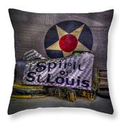 Just A Few Old Parts Throw Pillow
