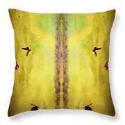 Just A Thought Throw Pillow