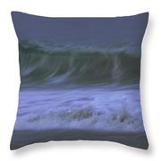 Just A Whisper Throw Pillow