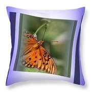 Just For You . . One Of A Kind Throw Pillow
