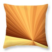 Just Graphic Throw Pillow