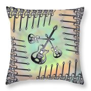 Just Handle It Throw Pillow