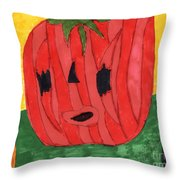 Just In  Time Throw Pillow