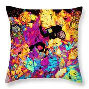 Just Over The Next Hill Throw Pillow