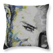 Justin Timberlake...02 Throw Pillow