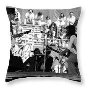 Jwinter #11 Crop 2 Throw Pillow