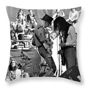 Jwinter #7 Crop 2 Throw Pillow