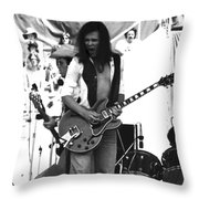 Jwinter #8 Throw Pillow