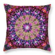 K14 Throw Pillow