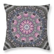K4 Throw Pillow