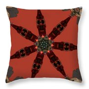 K6 Throw Pillow