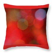 Kaleidoscope 05 Throw Pillow