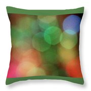 Kaleidoscope 09 Throw Pillow