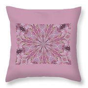 Kaleidoscope 10 Throw Pillow