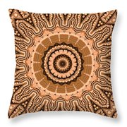 Kaleidoscope 15 Throw Pillow