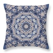 Kaleidoscope 16 Throw Pillow