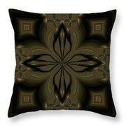 Kaleidoscope 17 Throw Pillow