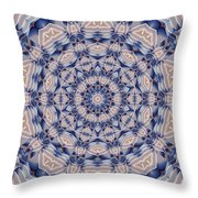 Kaleidoscope 19 Throw Pillow