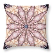 Kaleidoscope 20 Throw Pillow