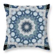Kaleidoscope 26 Throw Pillow