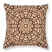Kaleidoscope 30 Throw Pillow