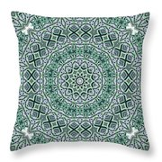 Kaleidoscope 31 Throw Pillow