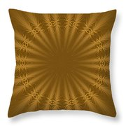 Kaleidoscope 33 Throw Pillow