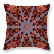 Kaleidoscope 35 Throw Pillow