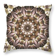 Kaleidoscope 65 Throw Pillow