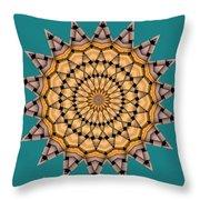 Kaleidoscope 7 Throw Pillow