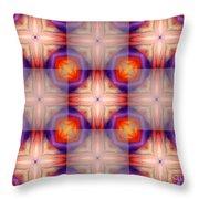 Kaleidoscope Combo 5 Throw Pillow