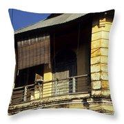 Kampot Old Colonial 02 Throw Pillow
